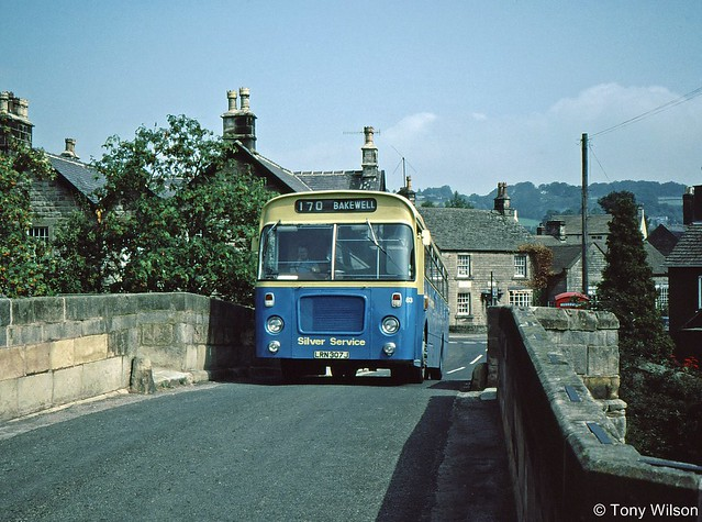 LRN307J Wooliscroft (t/a Silver Service) 307