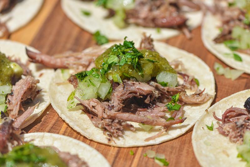 Smoked Carnitas Tacos