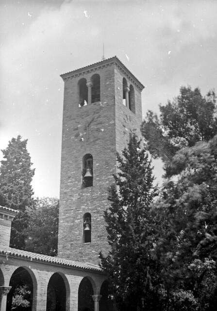 Sant Salvador en placa / St. Salvador bell-tower