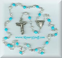 Turquoise Stone Rosary