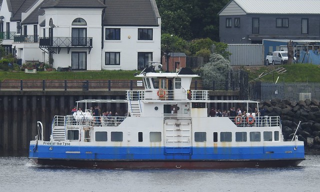 Pride of the Tyne - River Tyne 'Cruise'
