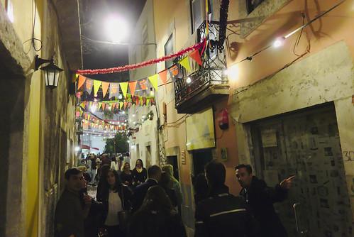 Santo António #street #mouraria #lisbon #santospopulares #t3mujinpack