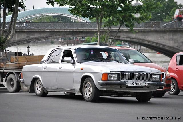 GAZ 3102 Volga - Russia, Daguestan