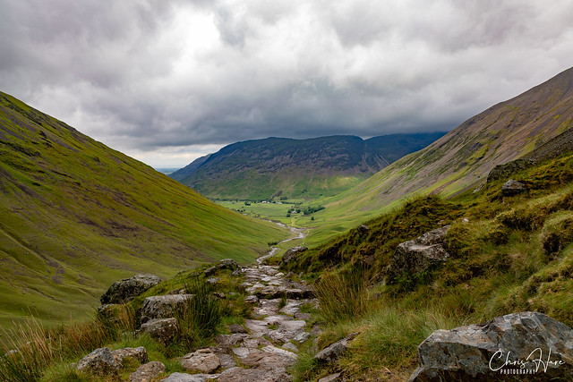 Lingmell, Scafell Pike, Lake District