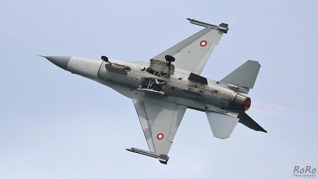 Danish Air Force E-011