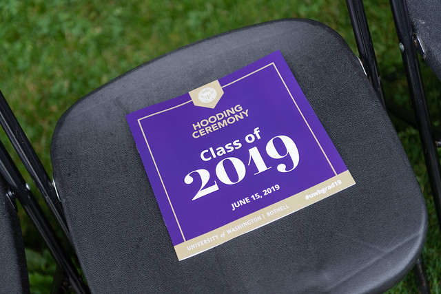 2019 Hooding Ceremony