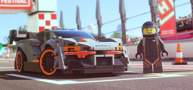 Speed Champions McLaren Forza 4