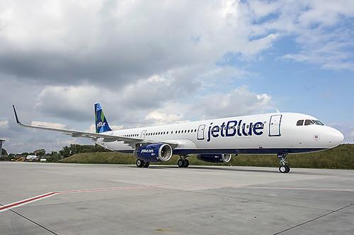 JetBlue A321 (Airbus)