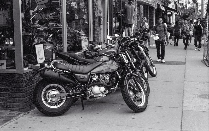 Motorbike Inventory