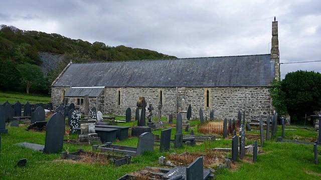 Llanfair Church Llanfair Cymru  Ancient church