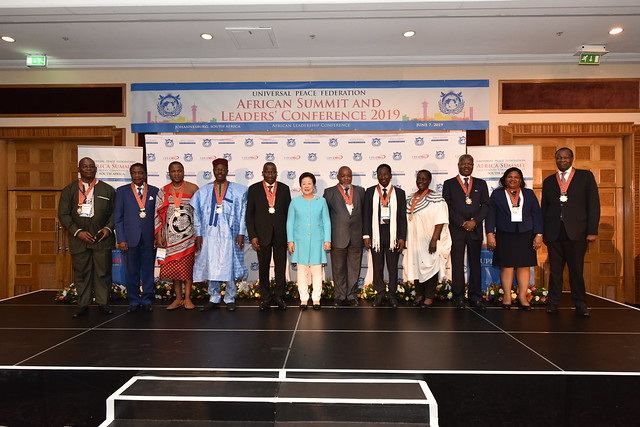 SouthAfrica-2019-06-06-African Summit and Leaders' Conference