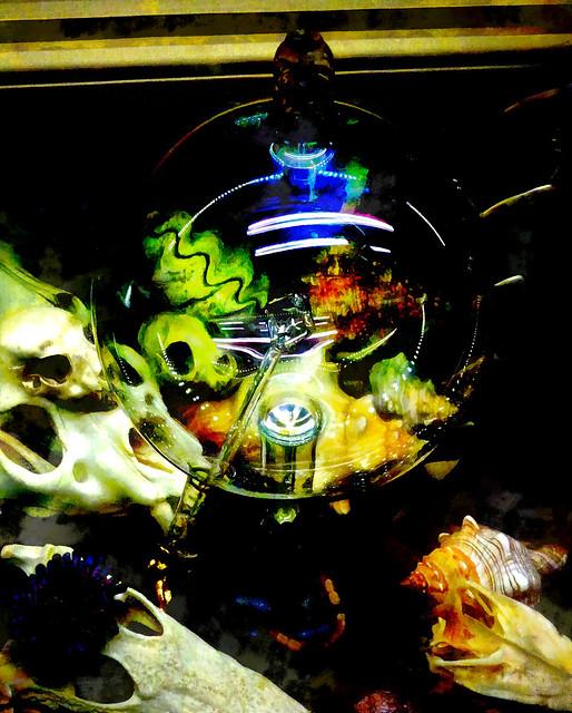 Skulls, Shells and Flasks