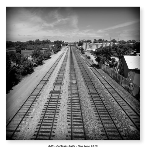CalTrain Rails | by Godfrey DiGiorgi
