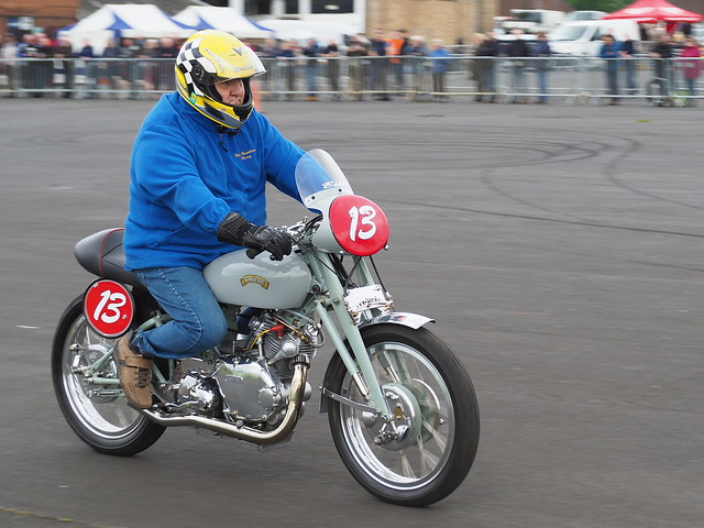 1949 Vincent Grey Flash 500cc