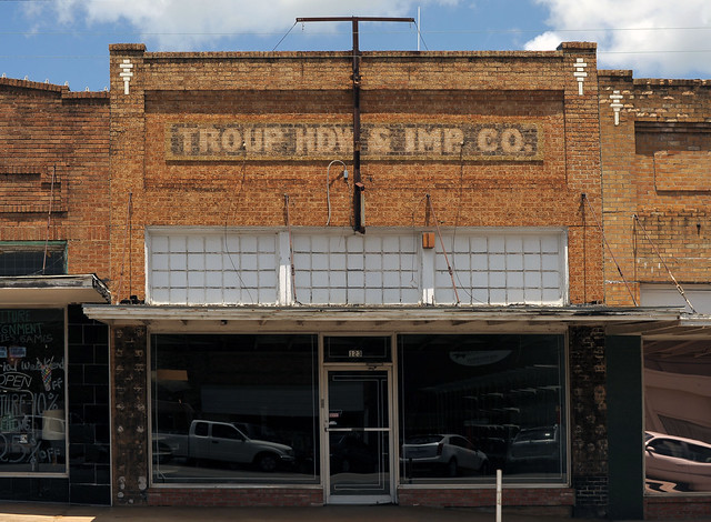 Troup Hardware & Implement Co. - Troup,Texas