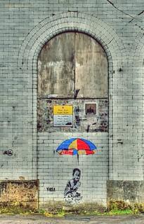 Glasgow Banksy