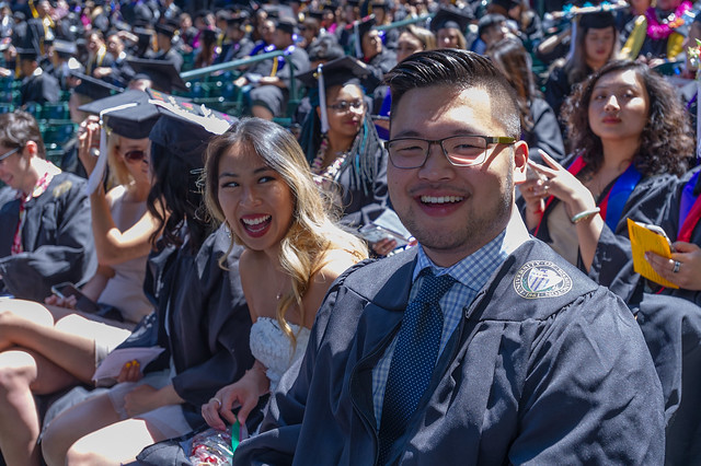 Class of 2019 Commencement & Hooding photos - June 2019