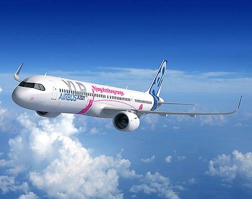 Airbus A321XLR (Airbus)