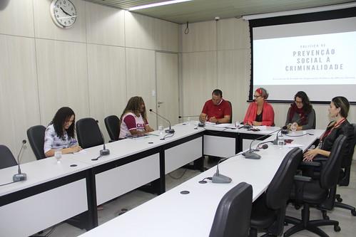 7ª Reunião Ordinária - Comissão de Mulheres