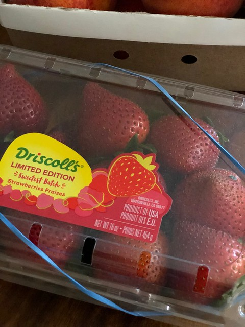 Limited edition Strawberry