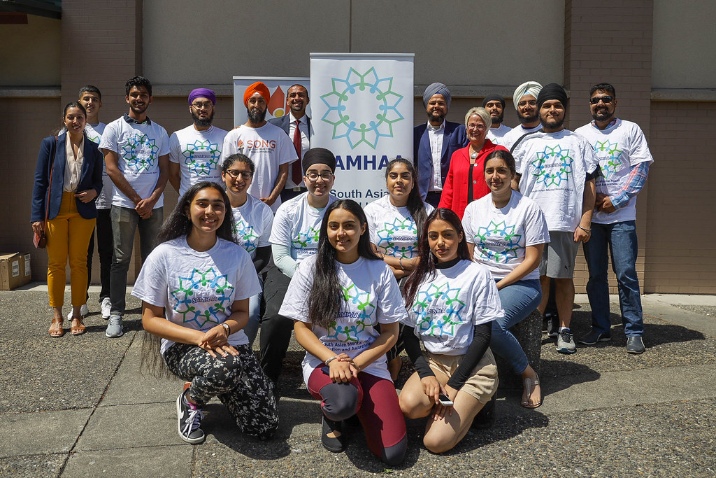 South Asian youth will be actively promoting mental wellness and reducing stigma with their peers, families and communities through a new mental health youth ambassador program funded by the Ministry of Mental Health and Addictions.