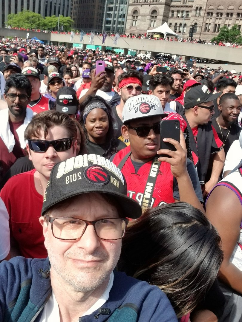 Raptors Championship Parade and Rally #RealTalk