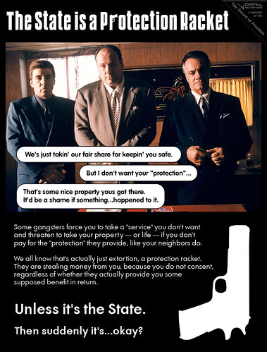 The State is a Protection Racket