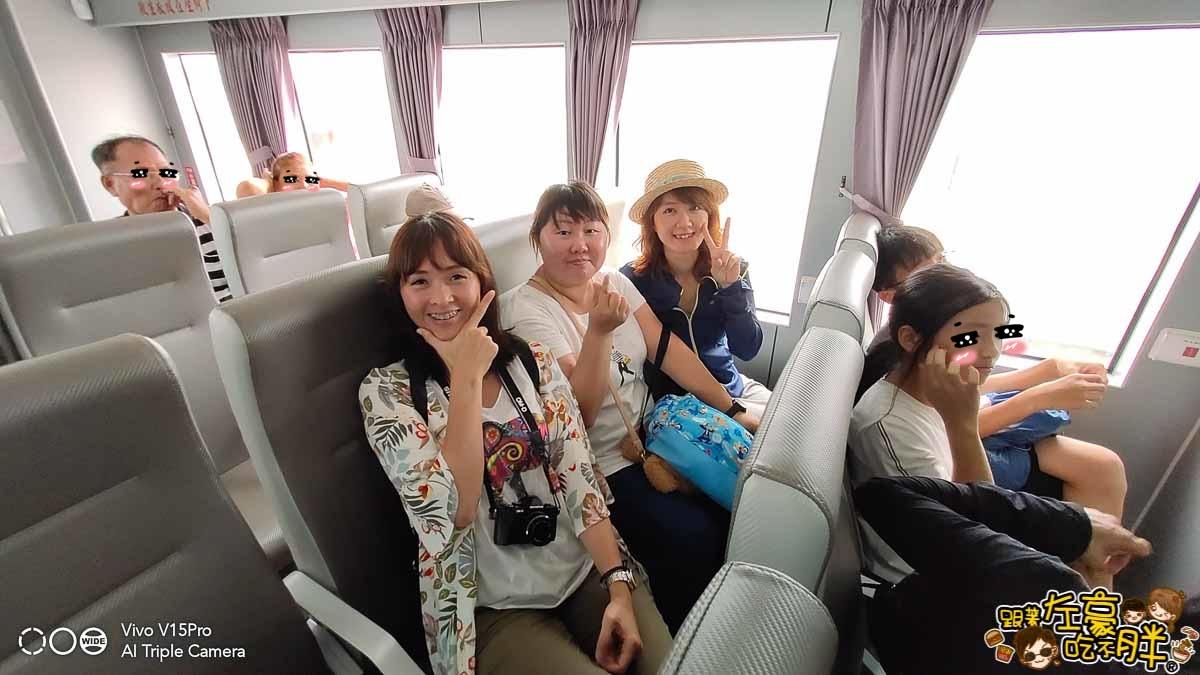 鵬琉線 小琉球旅遊 大鵬灣新航線-39