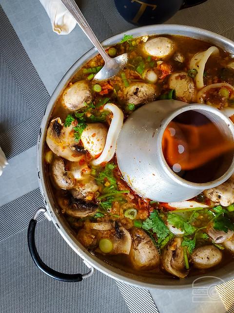 Tom Yum Ocean - Ta Khrai Thai Cafe