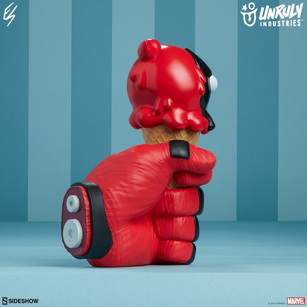 左眼快掉下來啦~~ Unruly Industries Marvel【一球死侍 by Erik Scoggan】Deadpool: One Scoops by Erik Scoggan