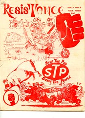 Resistance, Vol. 1, No. 2 October 1970