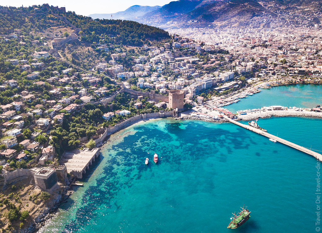 Pirate-Port-of-Alanya-and-All-Around-mavic-0940