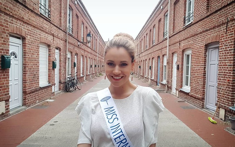 Miss International Paris à Roubaix