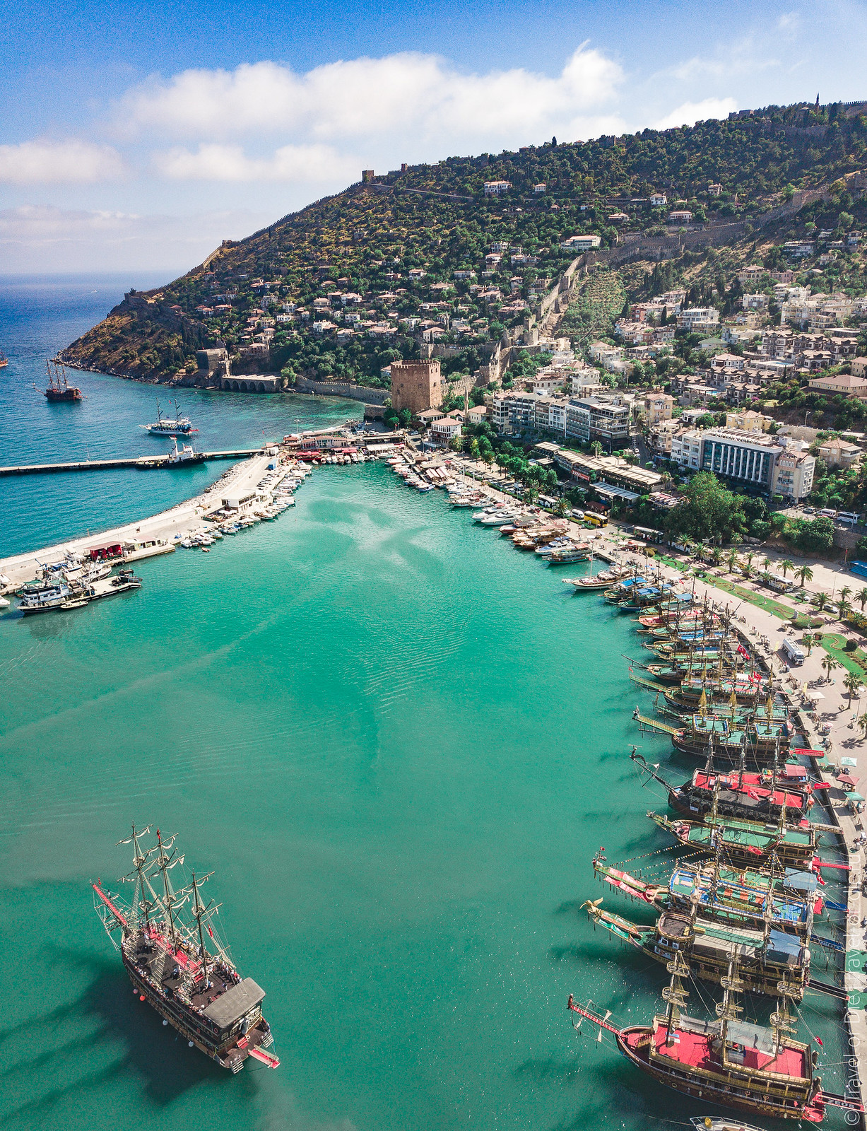 Pirate-Port-of-Alanya-and-All-Around-mavic-0007