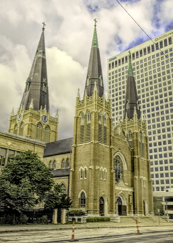 Holy Family Cathedral - Hdr - Topaz Studio | by alnbbates