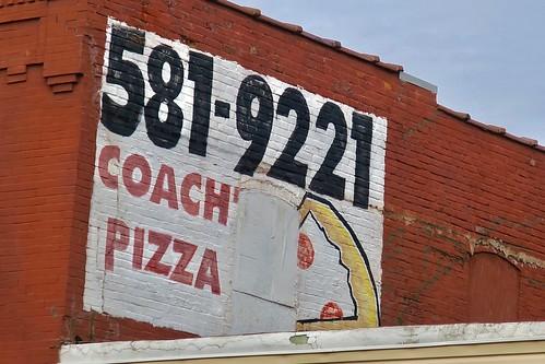 Coach's Pizza, Mexico, MO