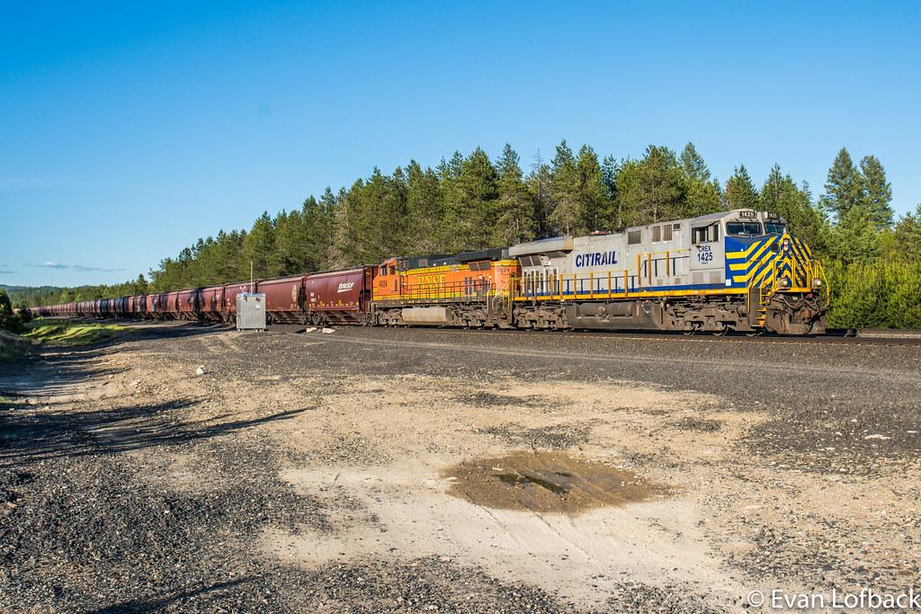 CREX 1425 West at Granite, ID