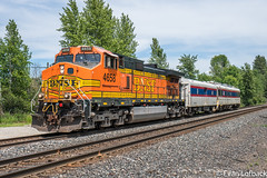 BNSF 4658 West at Kootenai, ID