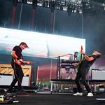 Sat, 15/06/2019 - 7:47pm - Death Cab for Cutie live on WFUV Public Radio from Forest Hills Stadium in Queens, NY on June 15, 2019. Photo by Gus Philippas