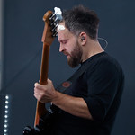 Sat, 15/06/2019 - 7:47am - Death Cab for Cutie live on WFUV Public Radio from Forest Hills Stadium in Queens, NY on June 15, 2019. Photo by Gus Philippas
