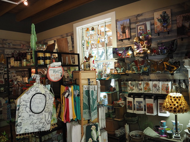 S4283476 Tucson Botanical Gardens gift shop