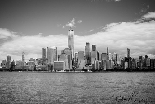HDR of NYC Skyline