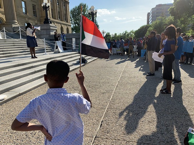 Stand In Solidarity With Sudan