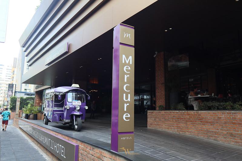 Mercure Bangkok Sukhumvit 11 曼谷素坤逸11號美居