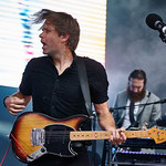 Sat, 15/06/2019 - 7:51am - Death Cab for Cutie live on WFUV Public Radio from Forest Hills Stadium in Queens, NY on June 15, 2019. Photo by Gus Philippas