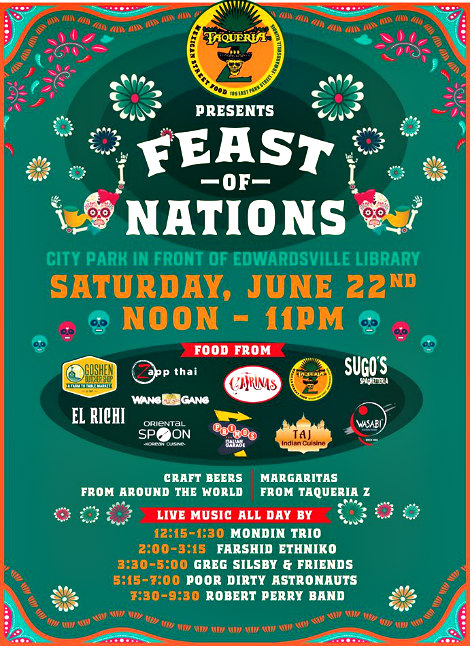 Feast Of Nations 6-22-19