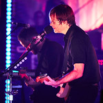 Sat, 15/06/2019 - 8:44pm - Death Cab for Cutie live on WFUV Public Radio from Forest Hills Stadium in Queens, NY on June 15, 2019. Photo by Gus Philippas