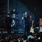 Sat, 15/06/2019 - 8:23pm - Death Cab for Cutie live on WFUV Public Radio from Forest Hills Stadium in Queens, NY on June 15, 2019. Photo by Gus Philippas