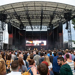 Sat, 15/06/2019 - 7:59pm - Death Cab for Cutie live on WFUV Public Radio from Forest Hills Stadium in Queens, NY on June 15, 2019. Photo by Gus Philippas