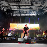 Sat, 15/06/2019 - 7:48pm - Death Cab for Cutie live on WFUV Public Radio from Forest Hills Stadium in Queens, NY on June 15, 2019. Photo by Gus Philippas